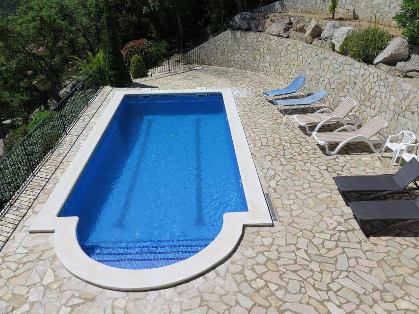 Belle maison avec piscine et de belles vues dans calonge - Belle maison avec piscine ...